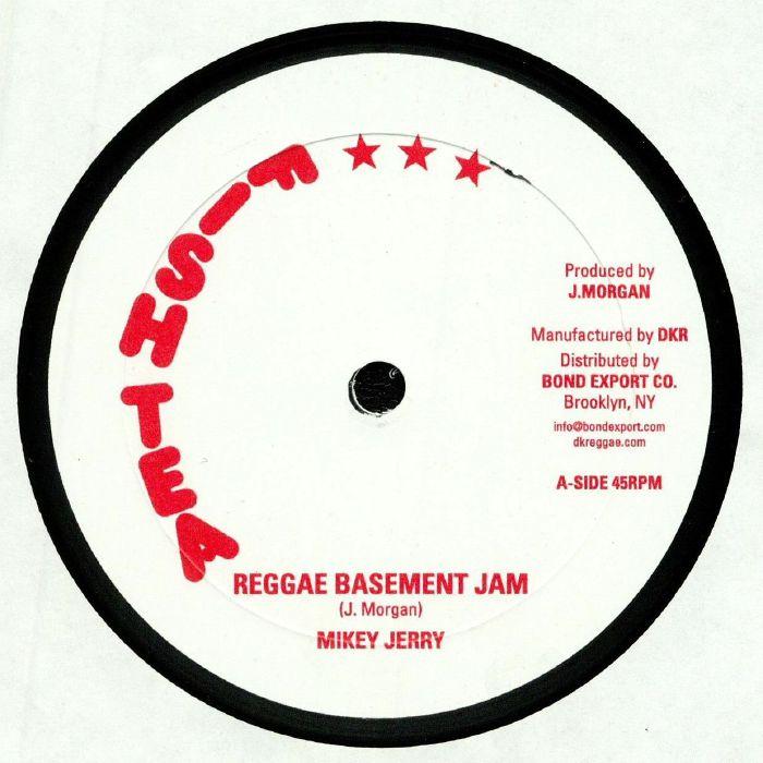 JERRY, Mikey - Reggae Basement Jam