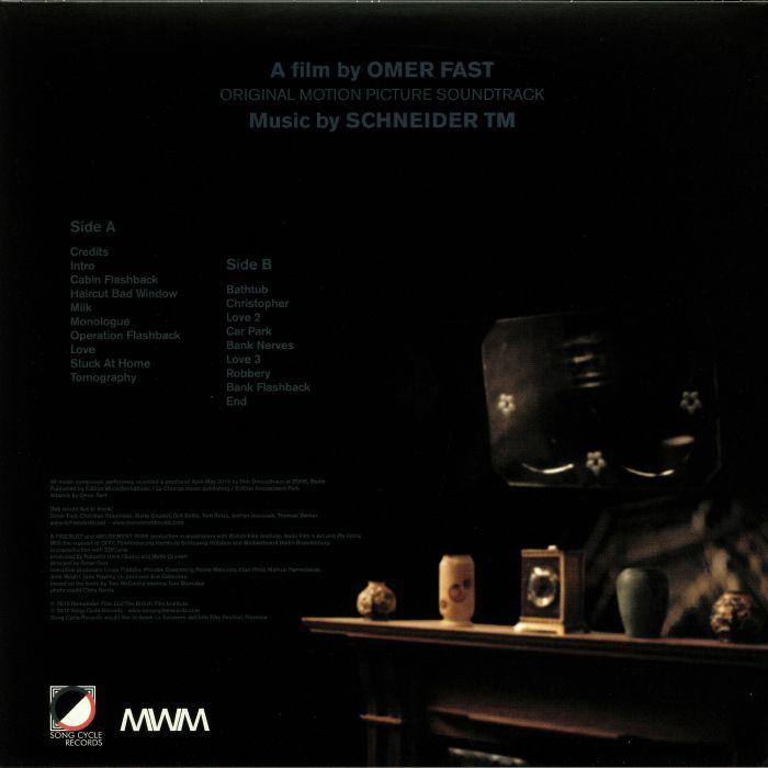 SCHNEIDER TM - Remainder (Soundtrack)