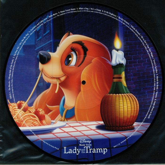 VARIOUS - Lady & The Tramp (Soundtrack)