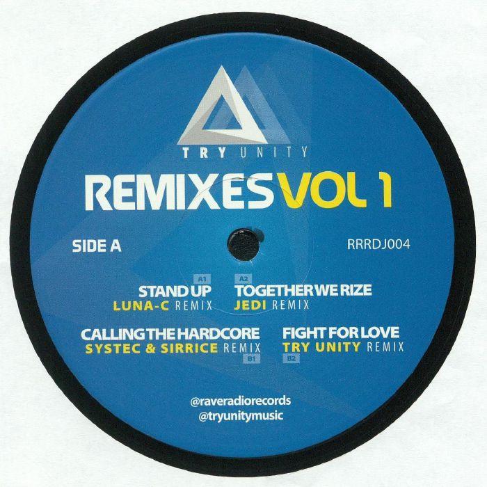 TRY UNITY - Remixes Vol 1