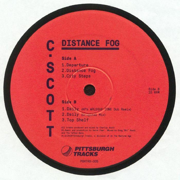 SCOTT, C - Distance Fog