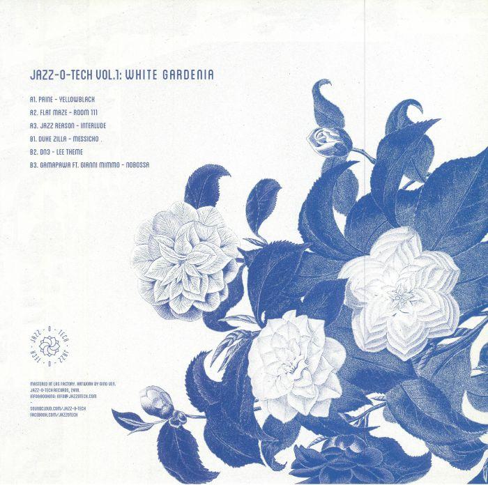 PAINE/FLAT MAZE/JAZZ REASON/DUKE ZILLA/DN3/GAMAPAWA - White Gardenia Vol 1