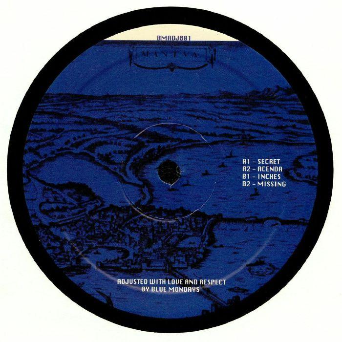 BLUE MONDAYS - Adjustments 01