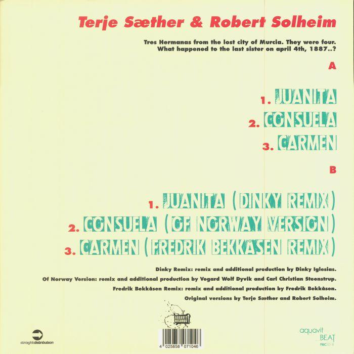 SAETHER, Terje/ROBERT SOLHEIM - Tres Hermanas