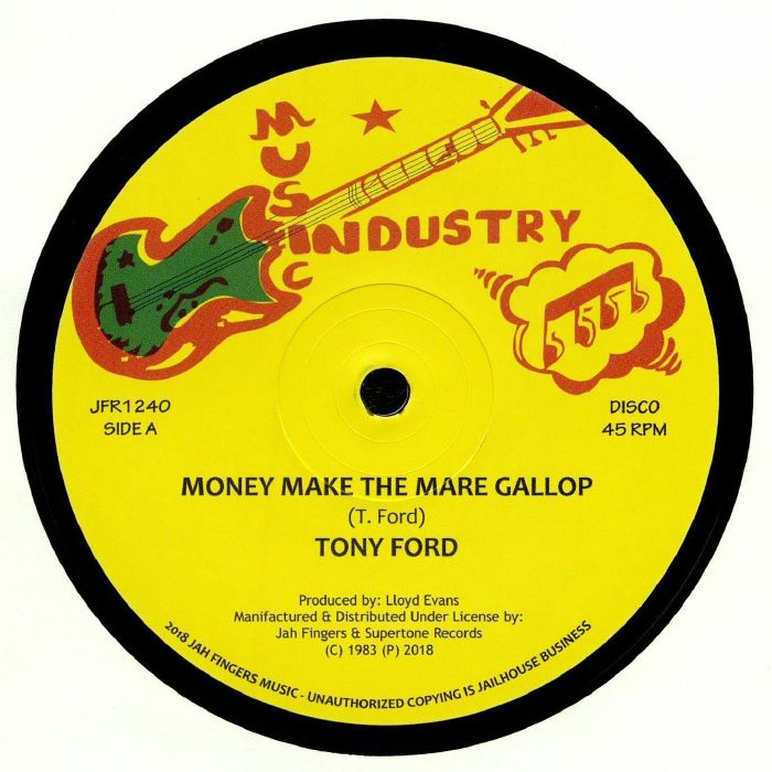 FORD, Tony/THE ROOTS RADICS - Money Make The Mare Gallop