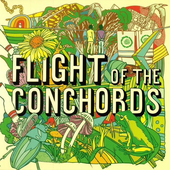 FLIGHT OF THE CONCHORDS - Flight Of The Conchords (reissue)