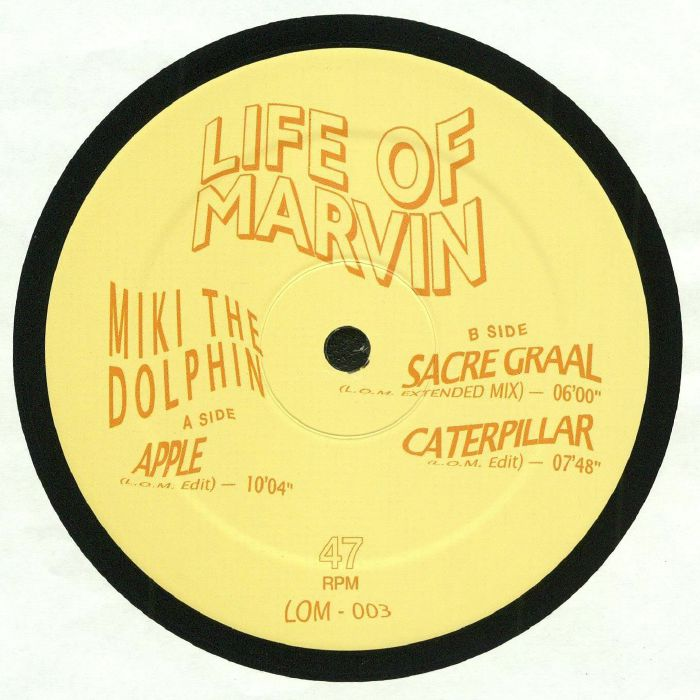 MIKI THE DOLPHIN - Life Of Marvin Vol 3