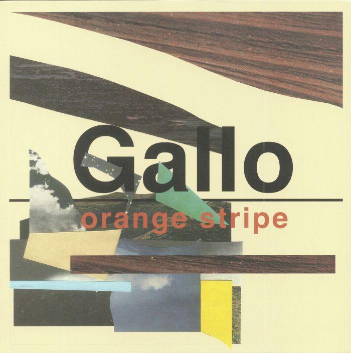 GALLO - Orange Stripe