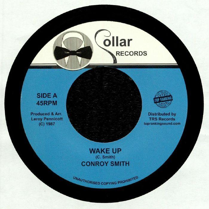 SMITH, Conroy - Wake Up