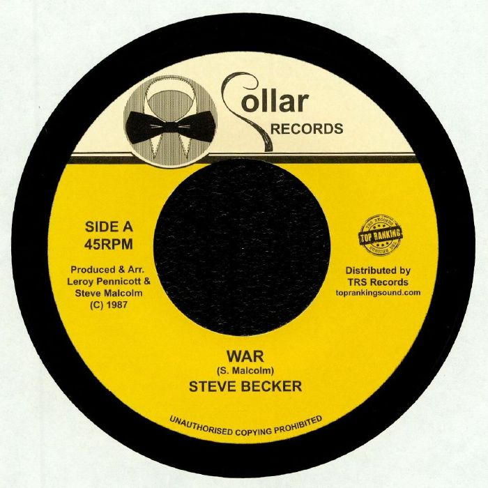 BECKER, Steve - War