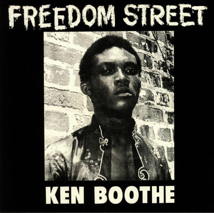 BOOTHE, Ken - Freedom Street (reissue)