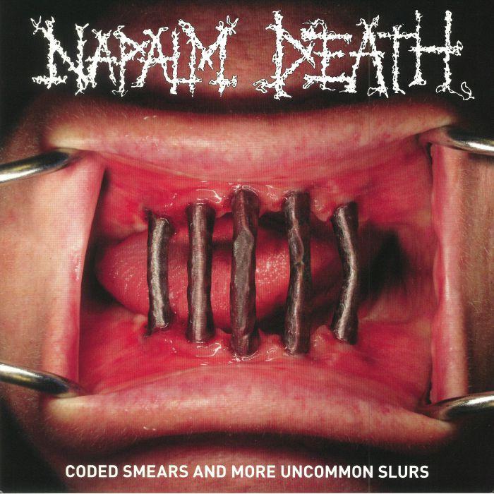 NAPALM DEATH - Coded Smears & More Uncommon Slurs