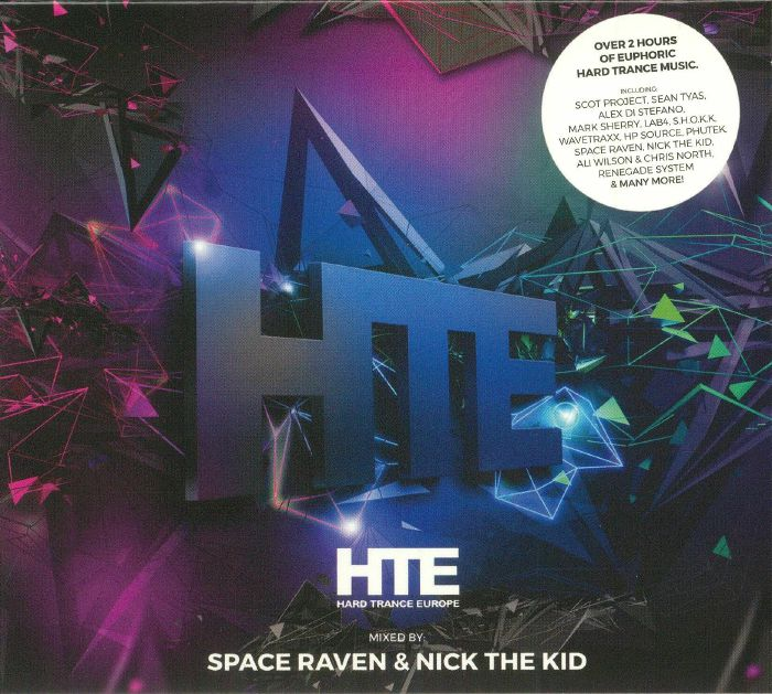 SPACE RAVEN/NICK THE KID/VARIOUS - Hard Trance Europe Volume One