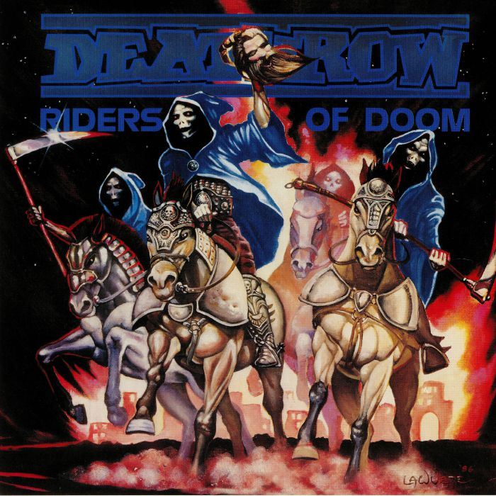 DEATHROW - Riders Of Doom (reissue)
