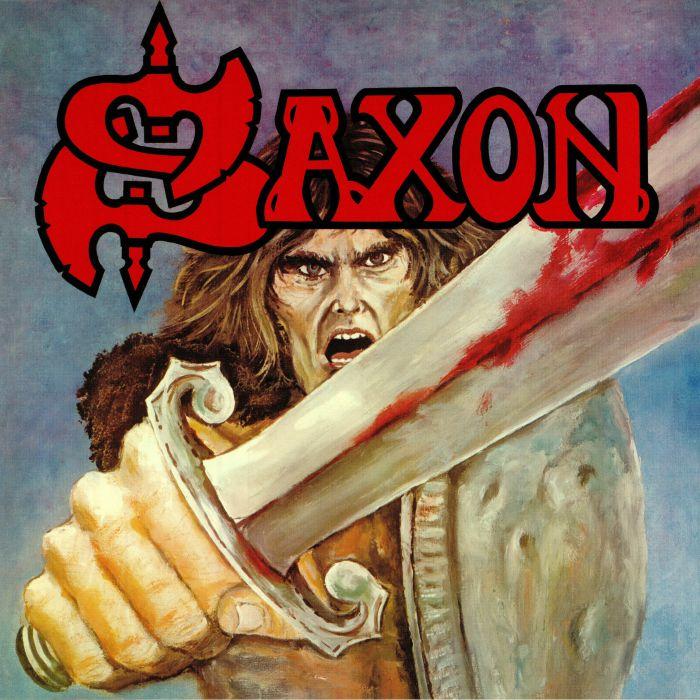 SAXON - Saxon (reissue)