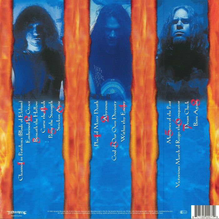 MORBID ANGEL - Heretic (reissue)
