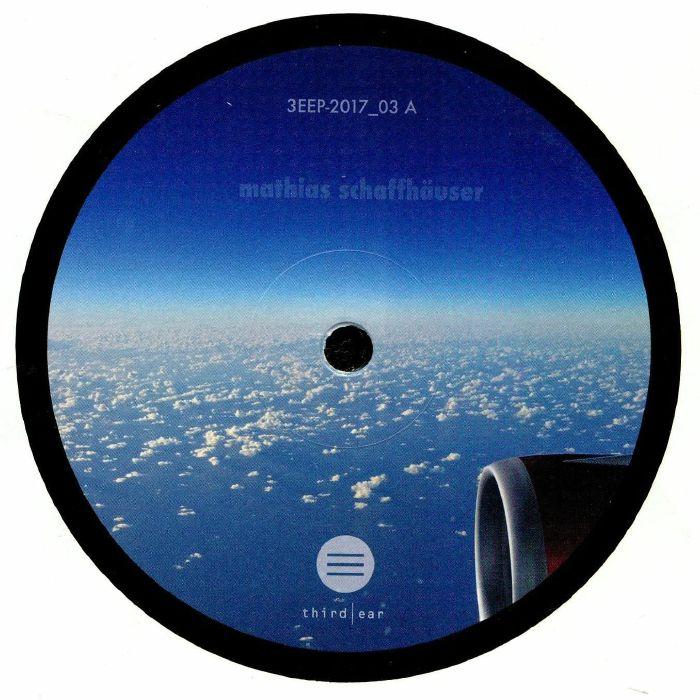 SCHAFFHAUSER, Mathias - Raue Luft EP