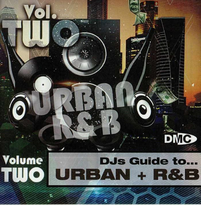 VARIOUS - DJs Guide To Urban & R&B Volume 2 (Strictly DJ Only)
