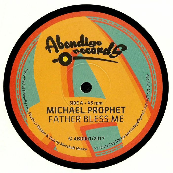 PROPHET, Michael/MARSHALL NEEKO - Father Bless Me