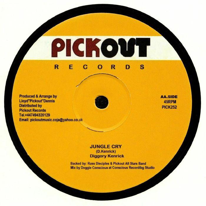 BLAKE, Milton/DIGGORY KENRICK - Trumpet Sound