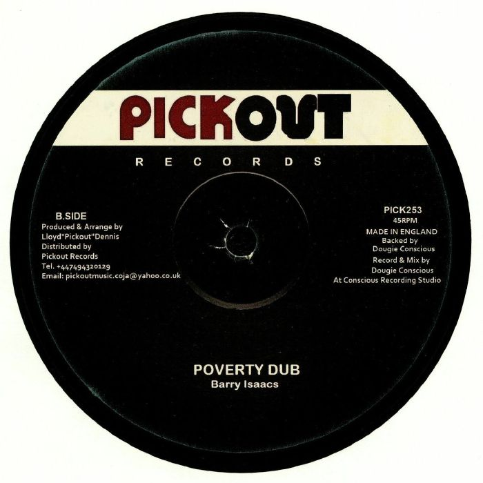 ISAACS, Barry - Poverty