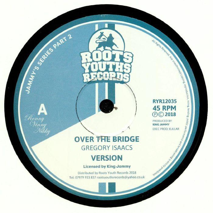 ISAACS, Gregory - Over The Bridge