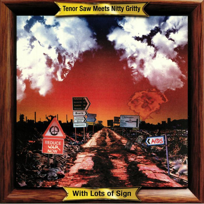 TENOR SAW meets NITTY GRITTY - With Lots Of Sign