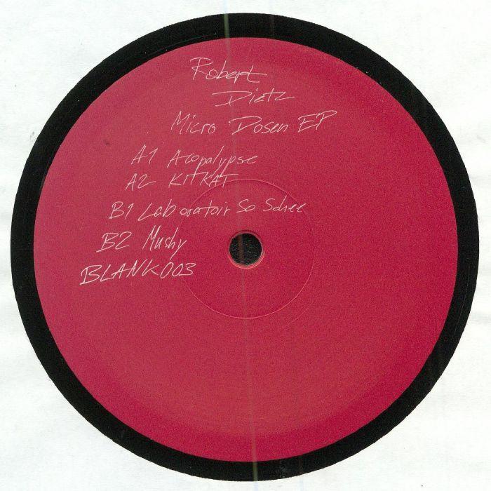 DIETZ, Robert - Micro Dosen EP