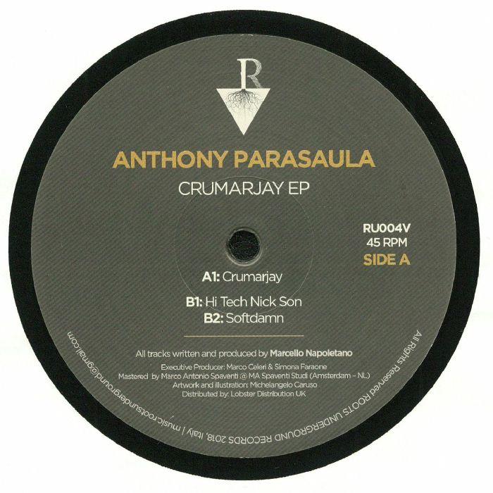 PARASAULA, Anthony - Crumarjay EP