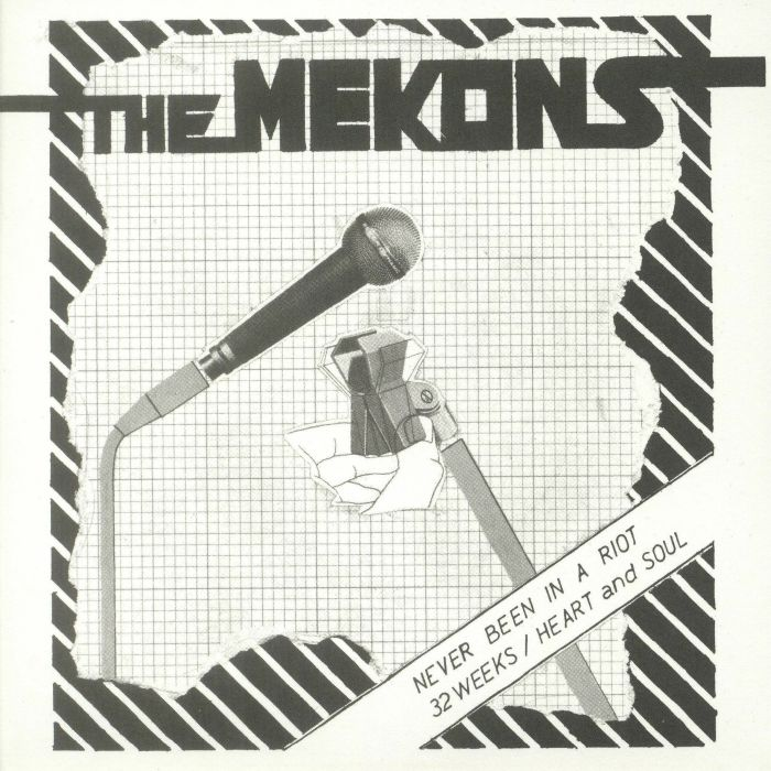 MEKONS, The - Never Been In A Riot (Record Store Day 2018)