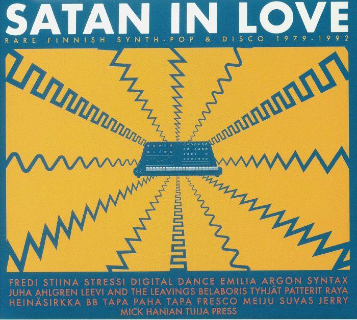 VARIOUS - Satan In Love: Rare Finnish Synth Pop & Disco