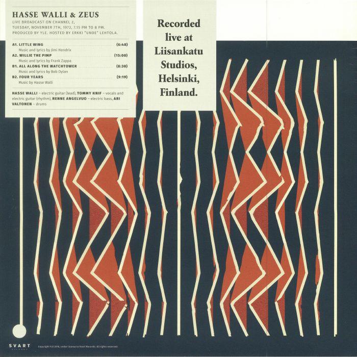 HASSE WALLI/ZEUS - Pop Liisa 16