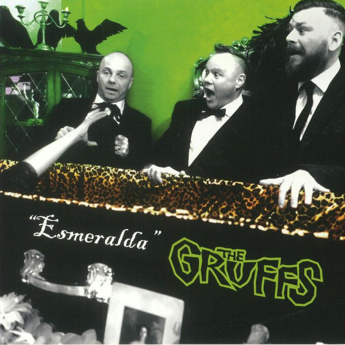 GRUFFS, The - Esmeralda