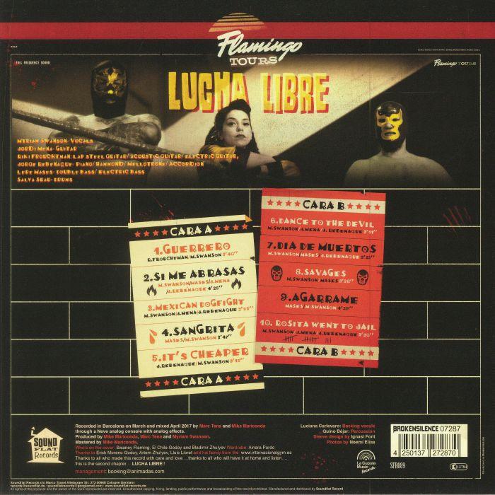 FLAMINGO TOURS - Lucha Libre
