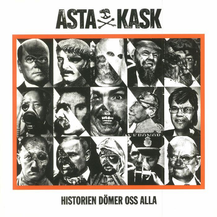 ASTA KASK - Historien Domer Oss Alla