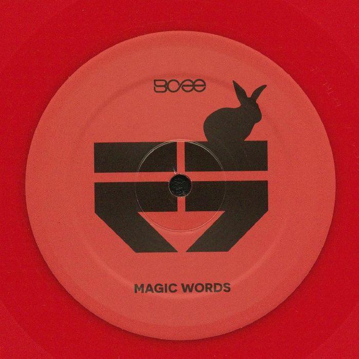 BCEE/GALACTUS JACK - Magic Words