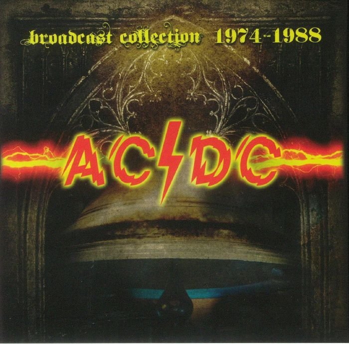 AC/DC - Broadcast Collection 1974-1988
