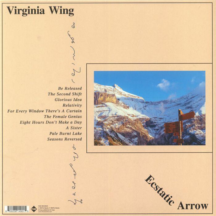 VIRGINIA WING - Ecstatic Arrow