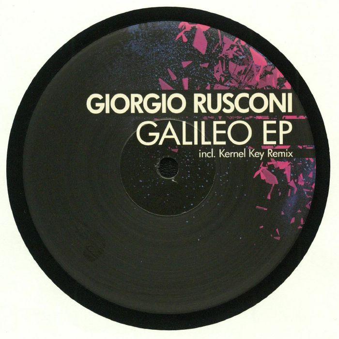 RUSCONI, Giorgio - Galileo EP