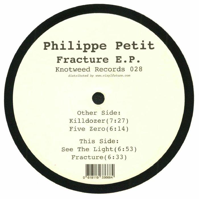 PETIT, Philippe - Fracture EP