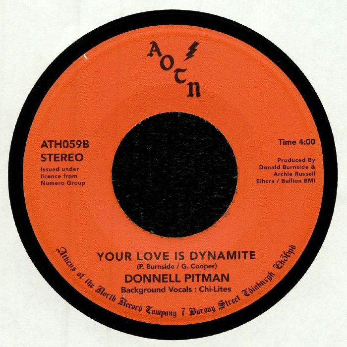 PITMAN, Donnell - Love Explosion