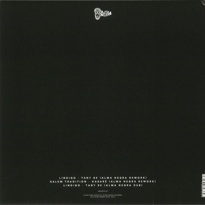 ALMA NEGRA/LINDIGO/SALEM TRADITION - Maloya EP