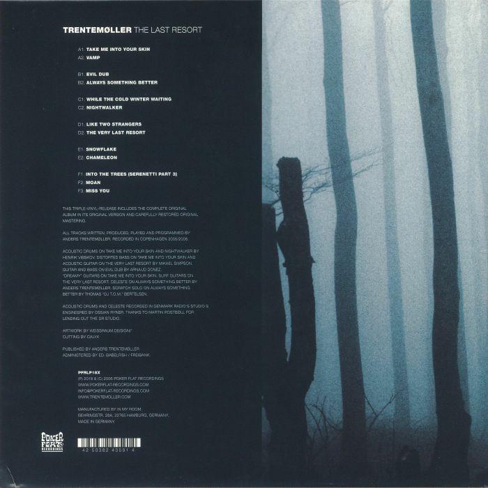Trentemoller The Last Resort Reissue Vinyl At Juno Records