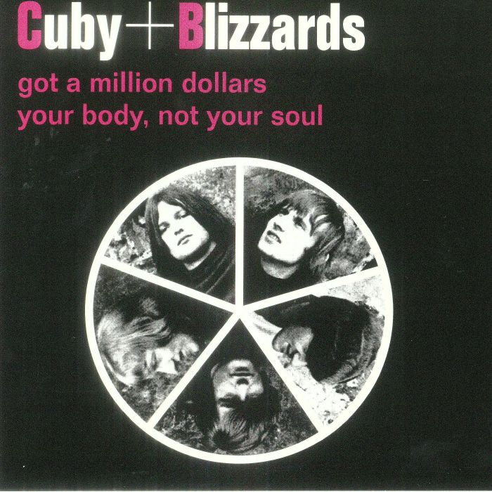 CUBY & BLIZZARDS - LSD (Got A Million Dollars) (Record Store Day 2018)