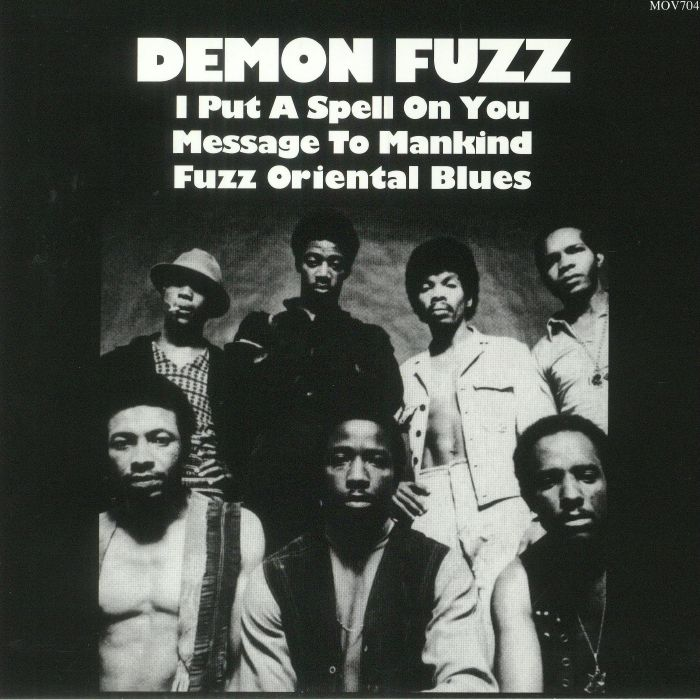 DEMON FUZZ - I Put A Spell On You (Record Store Day 2018)