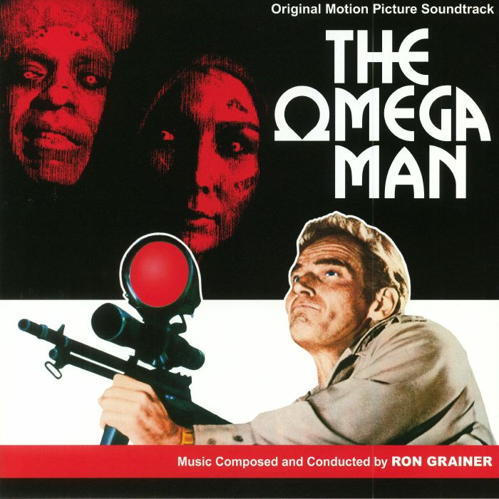 GRAINER, Ron/VARIOUS - The Omega Man (Soundtrack) (Record Store Day 2018)