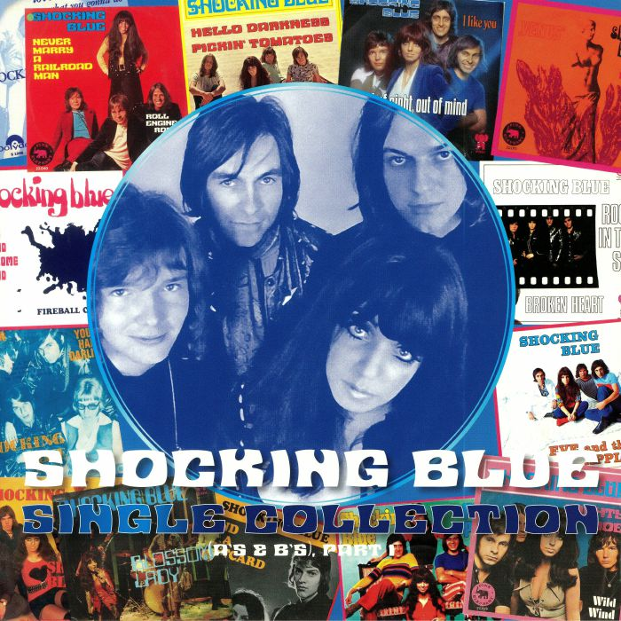 SHOCKING BLUE - Single Collection: As & Bs Part 1 (Record Store Day 2018)