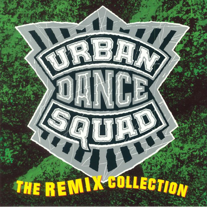 URBAN DANCE SQUAD - The Remix Collection (Record Store Day 2018)