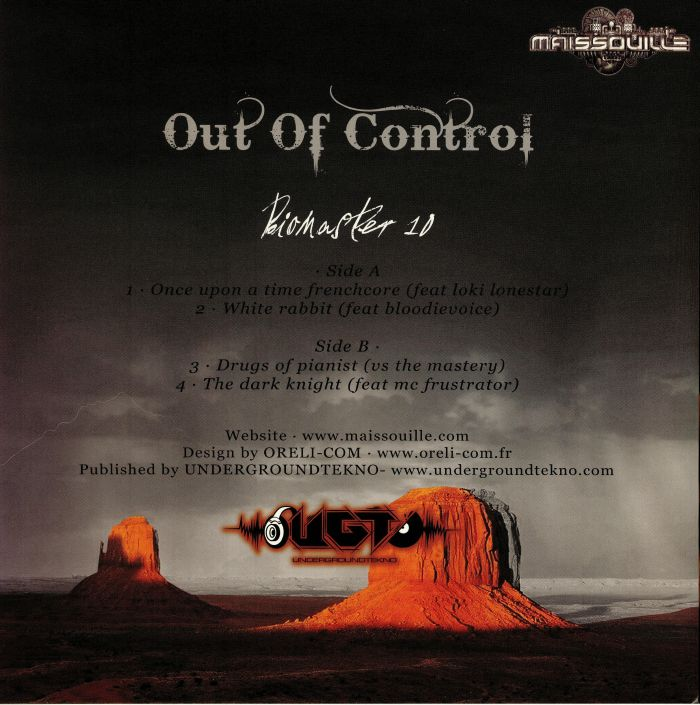 MASSOUILLE - Out Of Control