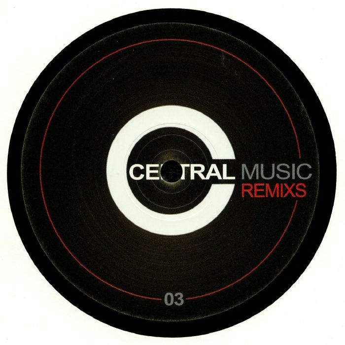 GANEZ THE TERRIBLE - Central Music LTD Remix 03